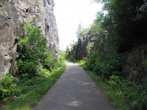 munger trail btw carlton and duluth